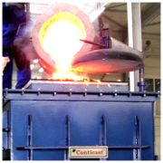 continuous casting machines header 2